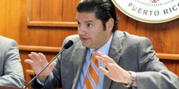 Representante Angel Matos.